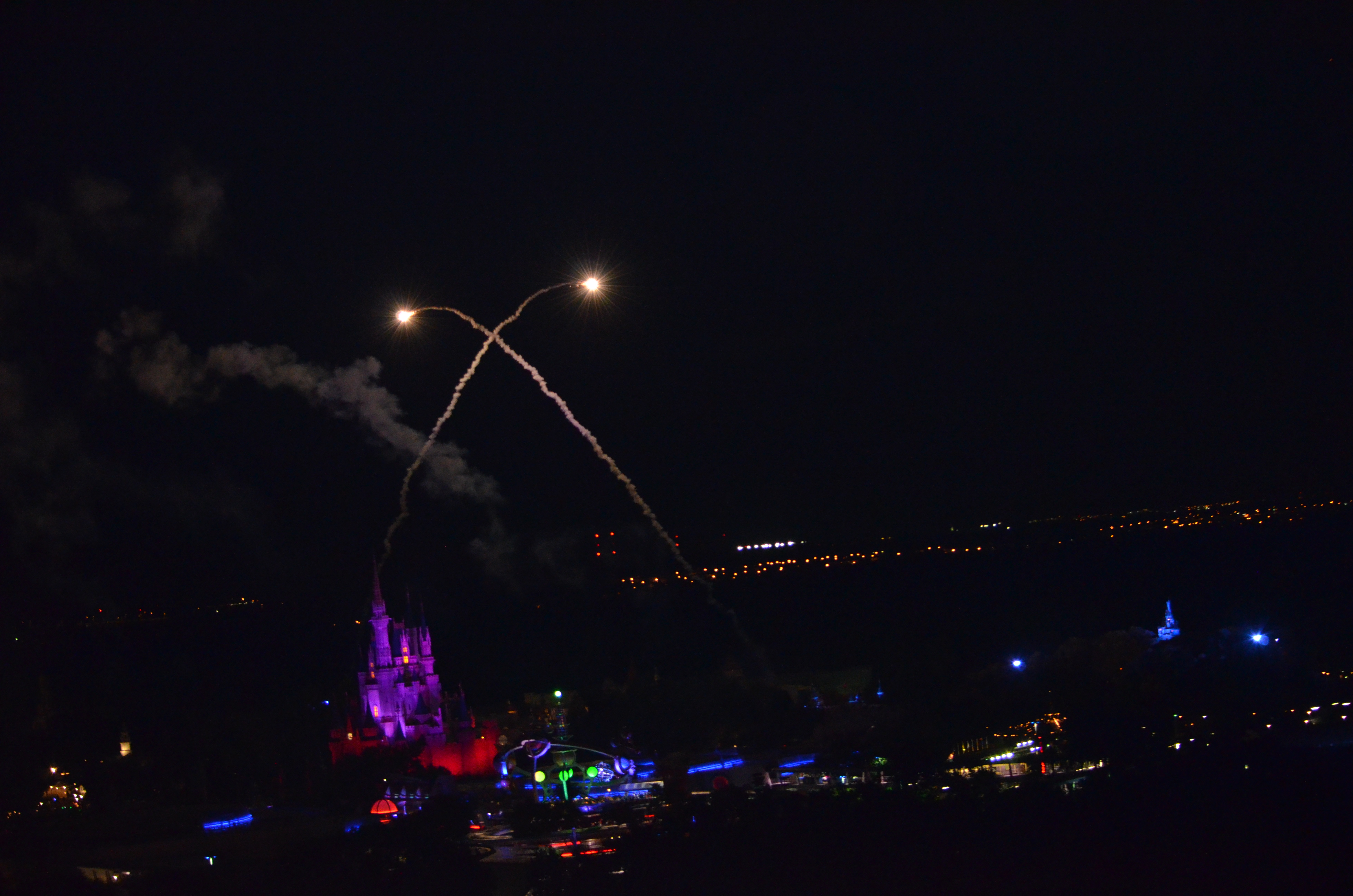 California Gril Fireworks