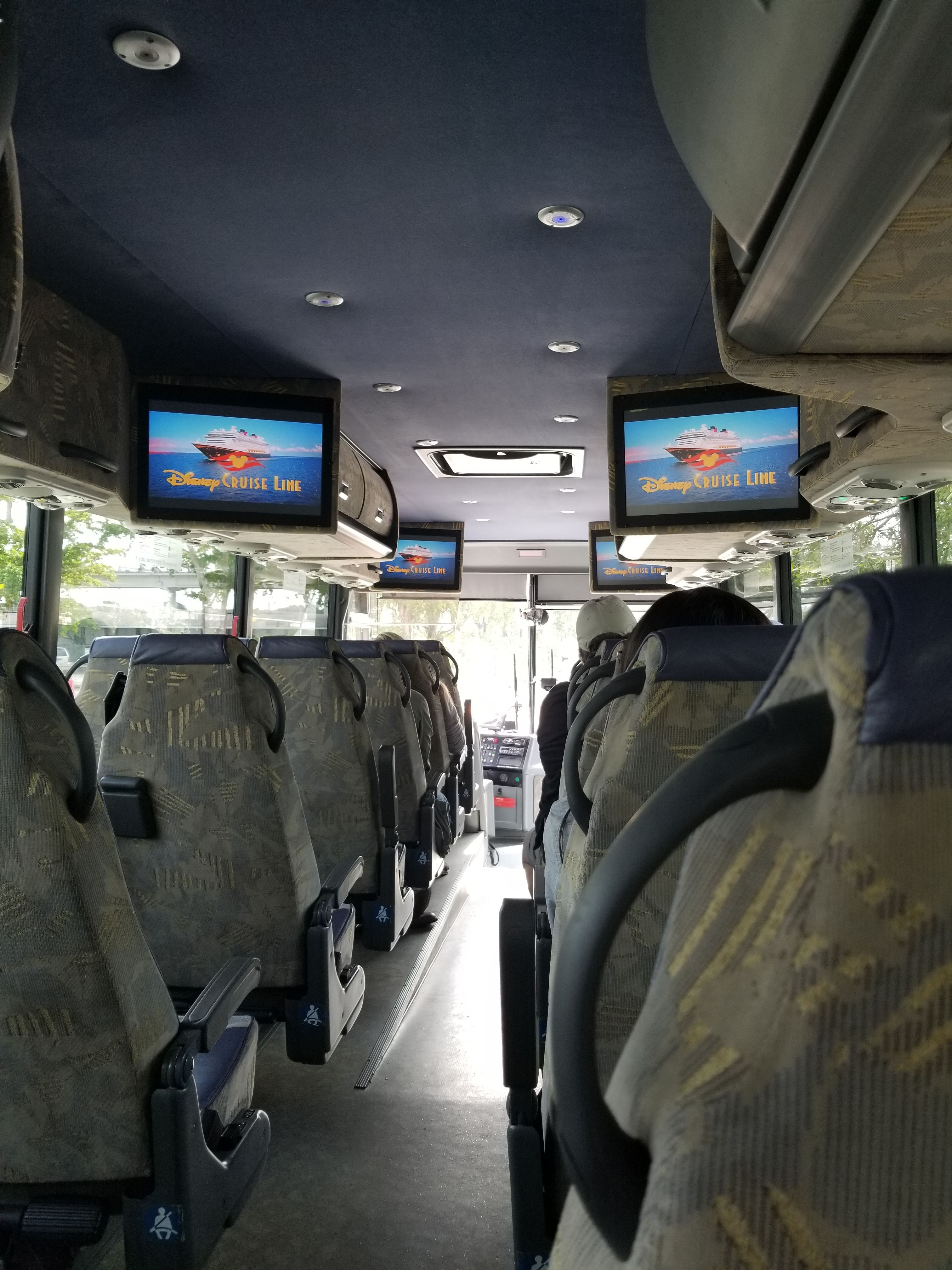 Bus to Port